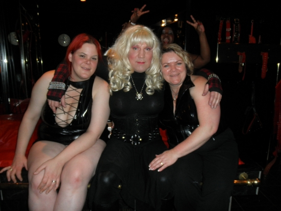 femdom party doma