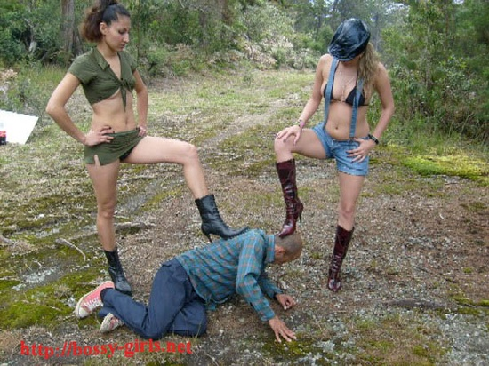 bossy girls