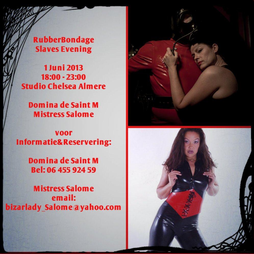 Mistress Salome