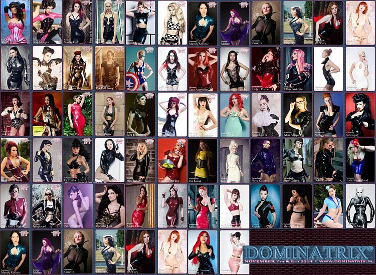 all-Dominatrix-models2014