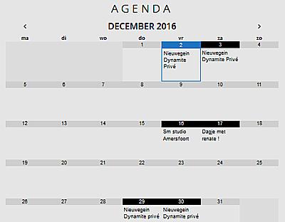 agenda-sophie