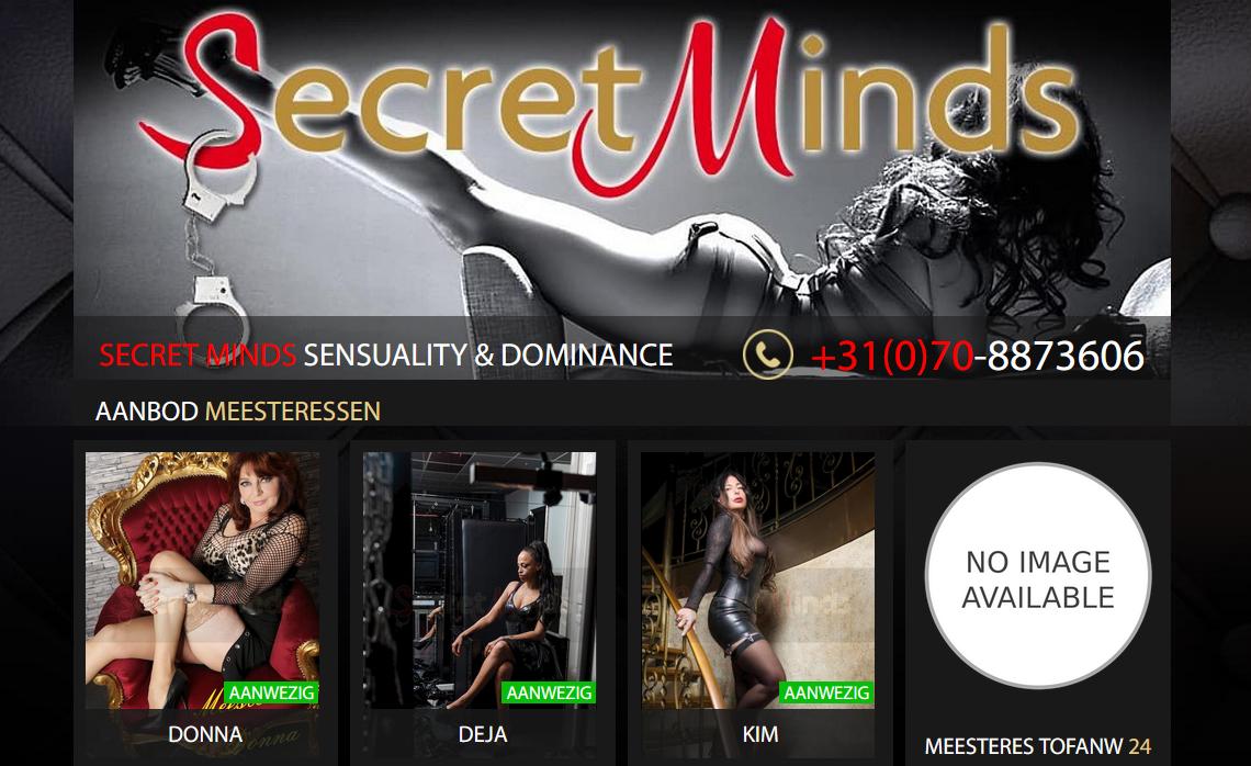 Haags BDSMcentrum Secret Minds