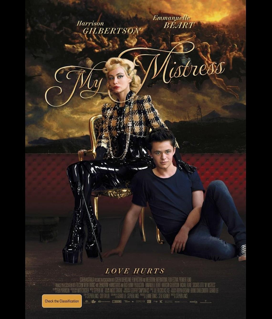 Maandagmatinee bij KlapjesTV: My Mistress