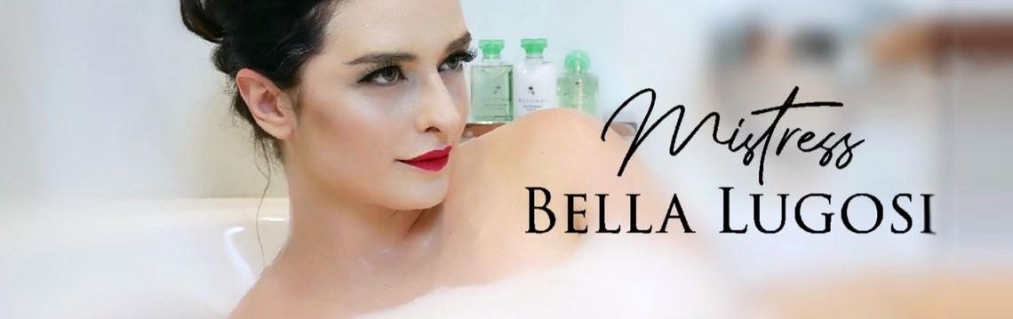 Zo uit een commercial: Meesteres Bella Lugosi