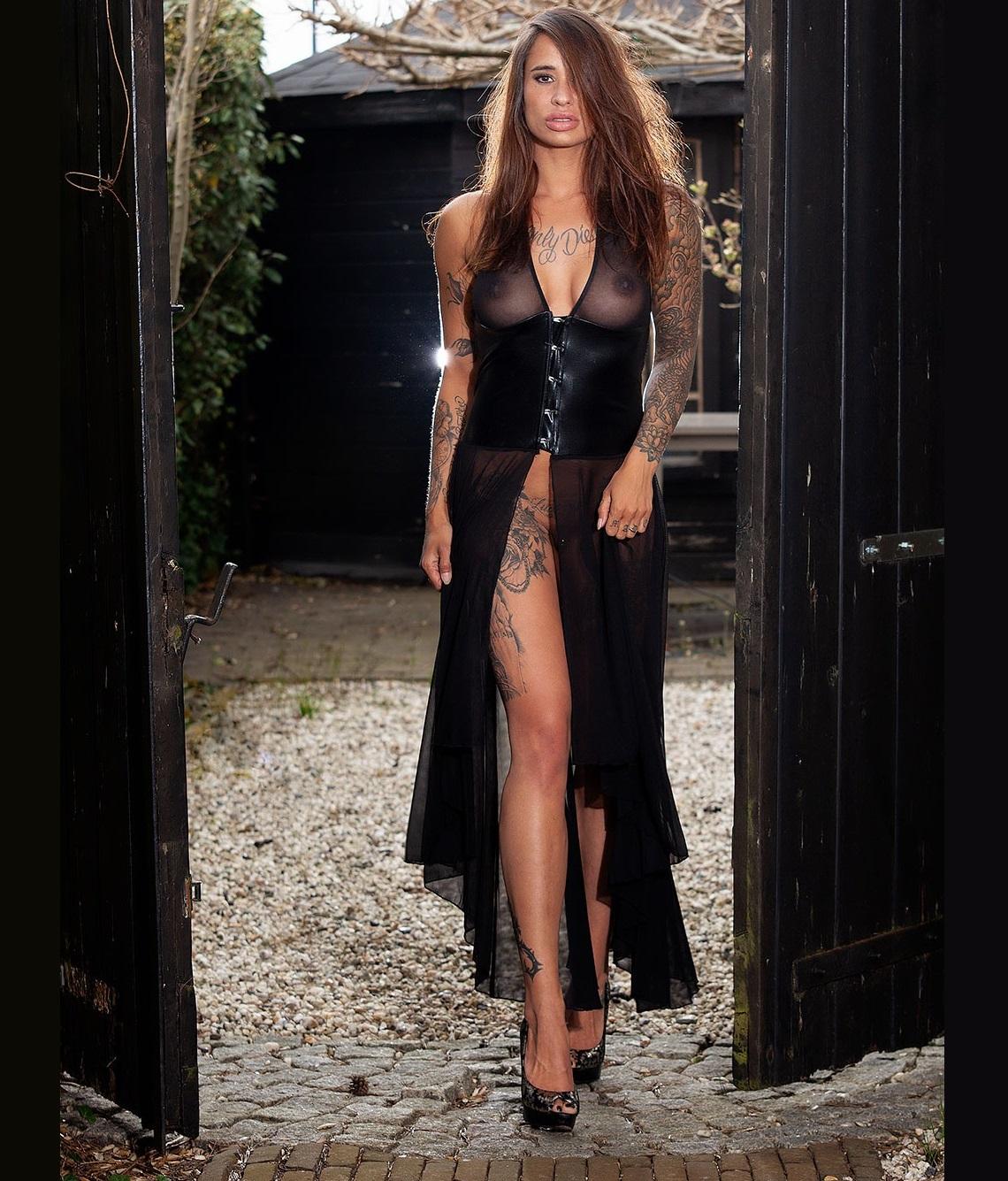 Femdominterview met de Amsterdamse Miss V.
