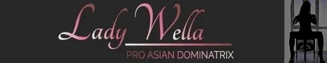 link en wederlink, Lady Wella, Asian Dominatrix