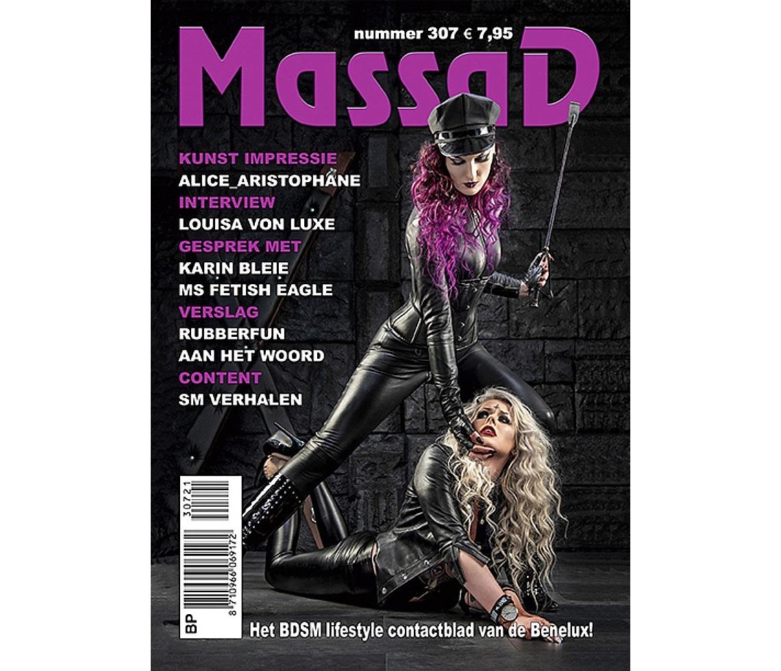Massad Magazine 307