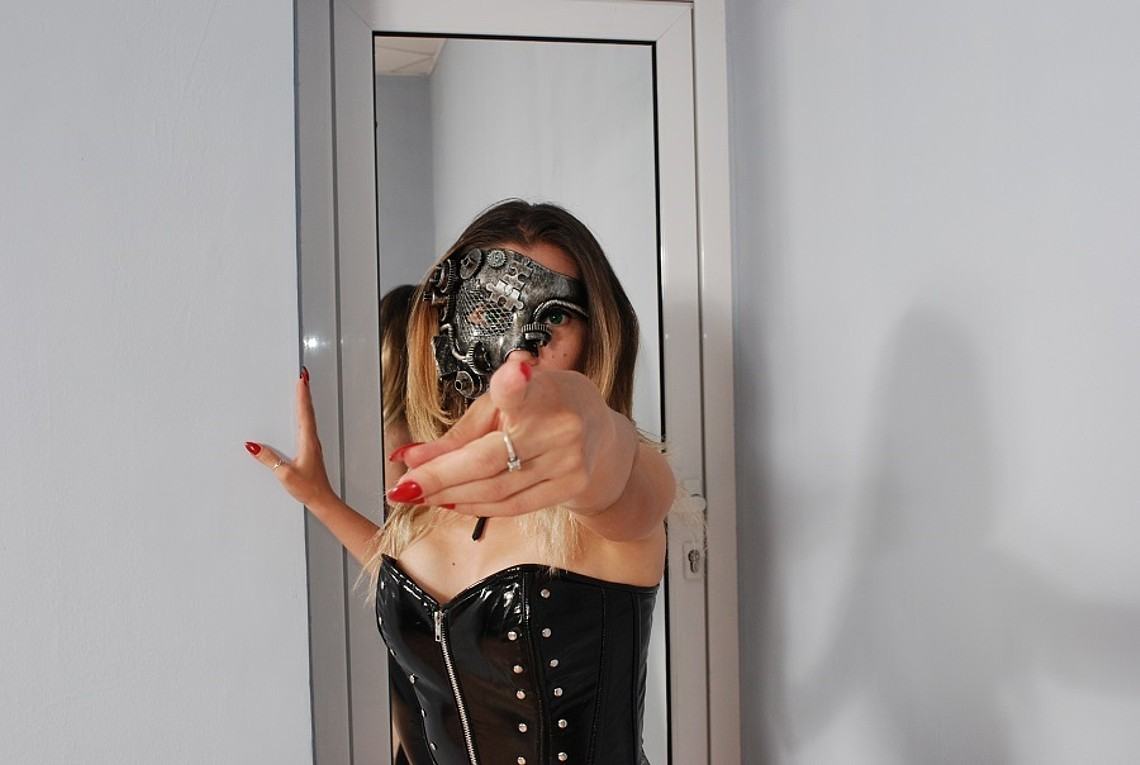 Ze wil jou, petite Mistress Emma