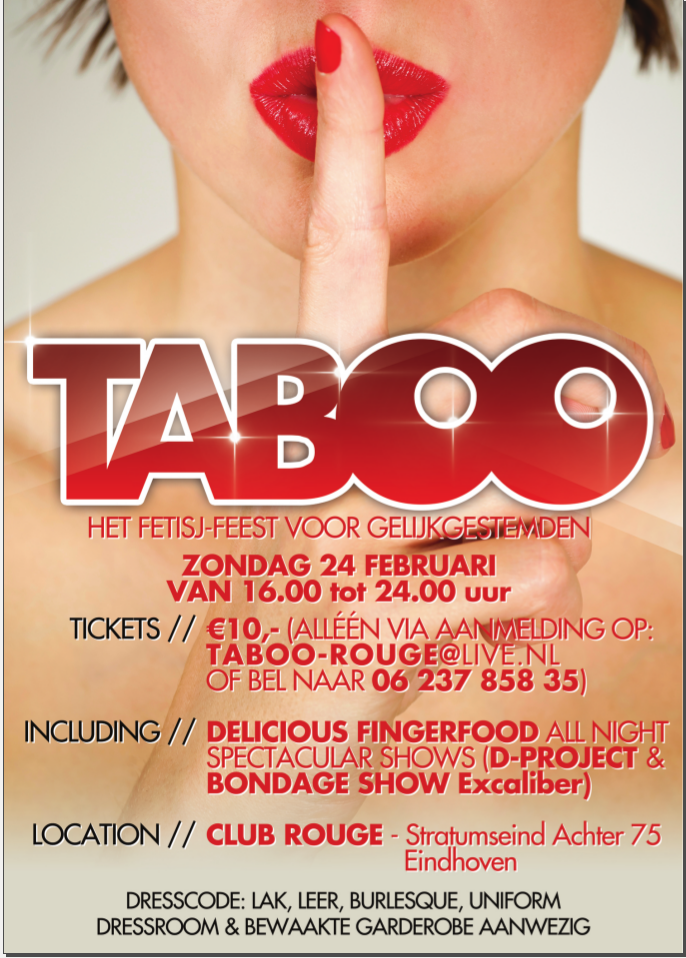 Taboo Eindhoven