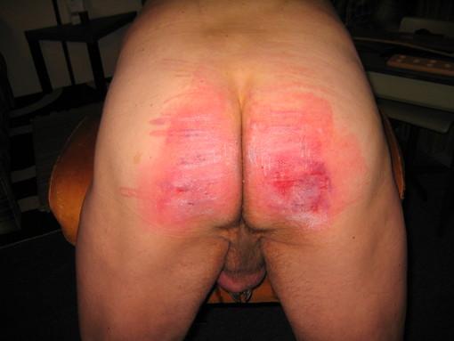 spanking service