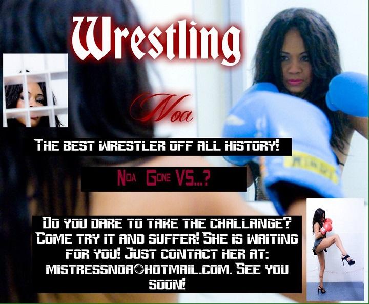 Best wrestler